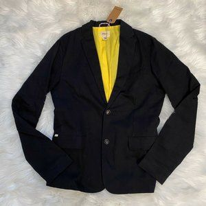 Bellerose Boys Ink Ace Blazer Black Jacket Size 16